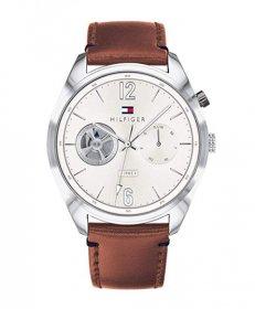 トミー ヒルフィガー  1791550 腕時計 メンズ TOMMY HILFIGER  レザーストラップ  仕事用 プレゼント