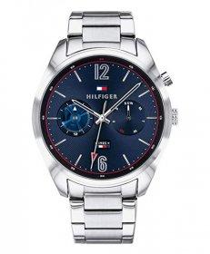 トミー ヒルフィガー  1791551 腕時計 メンズ TOMMY HILFIGER  メタルブレス シルバー 仕事用 プレゼント