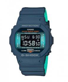 カシオ ジーショック DW-5600CC-2 腕時計 メンズ CASIO G-SHOCK 耐衝撃構造 ネイビーブルー プレゼント