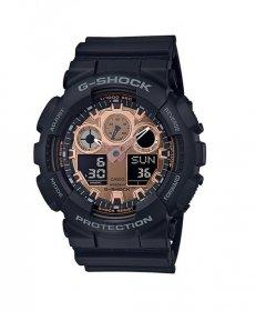 カシオ ジーショック GA-800MMC-1A 腕時計 メンズ CASIO G-SHOCK アナデジ ブラック ローズゴールド プレゼント