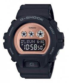 カシオ ジーショック GMD-S6900MC-1 腕時計 ユニセックス CASIO G-SHOCK Sシリーズ ブラック 多機能 プレゼント