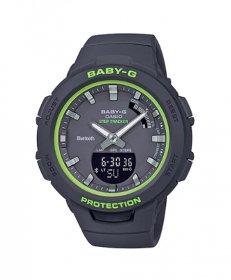 カシオ ベビージー BSA-B100SC-1A 腕時計 ユニセックス CASIO Baby-G  海外モデル モバイルリンク機能 多機能 プレゼント G-SQUAD