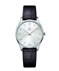 カルバンクライン クラシック K4D221G6 腕時計 レディース CALVIN KLEIN  レザーストラップ ビジネスウォッチ かわいい プレゼント