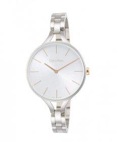 カルバンクライン グラフィック K7E23B46 腕時計 レディース CALVIN KLEIN Graphic メタルブレス ビジネスウォッチ かわいい プレゼント