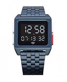 アディダス アーカイブ_M1 Z01-3041 腕時計 メンズ ユニセックス ADIDAS ARCHIVE_M1 レディース 男女兼用 メタルブレス デジタル