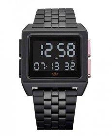 アディダス アーカイブ_M1 Z01-3077 腕時計 メンズ ユニセックス ADIDAS ARCHIVE_M1 レディース 男女兼用 メタルブレス デジタル