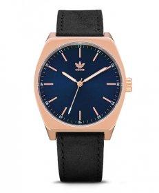 アディダス プロセス L1 Z05-2967 腕時計 メンズ ユニセックス ADIDAS PROCESS L1 レザーストラップ ゴールド