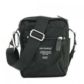マリメッコ CASH & CARRY BAG ショルダーバッグ 026992 999/BLACK ブラック レディース メンズ ユニセックス MARIMEKKO