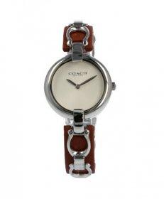 コーチ クリスティー 14503090 腕時計 レディース COACH CHRYSTINE ブランド バングル レザーストラップ ブレスレット