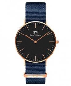 ダニエルウェリントン クラシックベイズウォーター DW00100281 腕時計 レディース DANIEL WELLINGTON Classic Bayswater 36mm ゴールド