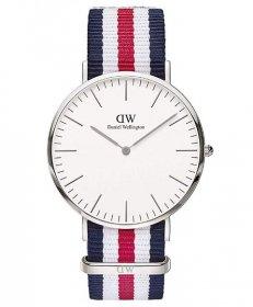 ダニエルウェリントン クラシック カンタベリー 0202DW 腕時計 メンズ ユニセックス DANIEL WELLINGTON Classic Canterbury 40mm