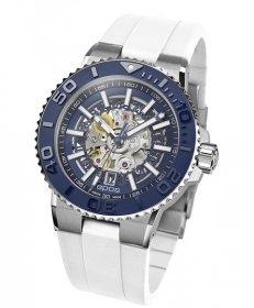 エポス スポーティブ ダイバー スケルトン 3441SKBLWHR 腕時計 メンズ 自動巻 epos SPORTIVE DIVER Skeleton