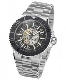 エポス スポーティブ ダイバー スケルトン 3441SKBKM 腕時計 メンズ 自動巻 epos SPORTIVE DIVER Skeleton