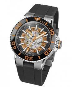 エポス スポーティブ ダイバー スケルトン 3441SKBKORR 腕時計 メンズ 自動巻 epos SPORTIVE DIVER Skeleton