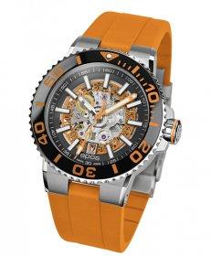 エポス スポーティブ ダイバー スケルトン 3441SKBKORORR 腕時計 メンズ 自動巻 epos SPORTIVE DIVER Skeleton