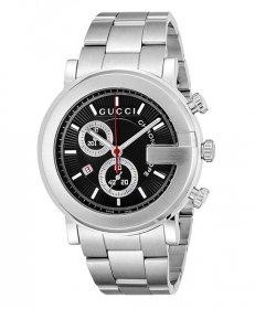 グッチ Gクロノ YA101309  腕時計 メンズ GUCCI  メタルブレス 防水 プレゼント ラッピング無料 送料無料