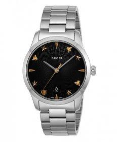 グッチ G-Timeless YA1264029A           腕時計 メンズ GUCCI G-タイムレス メタルブレス 防水 プレゼント ラッピング無料 送料無料