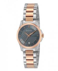 グッチ G-Timeless YA126527 腕時計 レディース GUCCI G-タイムレス メタルブレス 防水 プレゼント ラッピング無料 送料無料