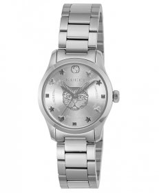グッチ G-Timeless YA126595 腕時計 レディース GUCCI G-タイムレス メタルブレス 防水 プレゼント ラッピング無料 送料無料