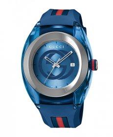 グッチ SYNC YA137104A  腕時計 メンズ GUCCI  ラバーベルト 防水 プレゼント ラッピング無料 送料無料