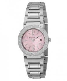 ブルガリ ブルガリブルガリ BB26C2SSD/JA 腕時計 レディース BVLGARI BVLGARIBVLGARI メタルブレス クオーツ ピンク プレゼント ラッピング無料