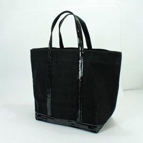 ヴァネッサブリューノトートバッグ OPVE01-V40414   999 NOIR Black ブラック 黒 ハンドバッグ レディース vanessabruno