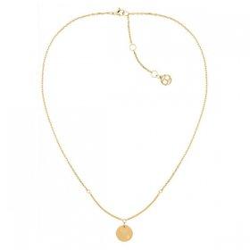 トミー ヒルフィガー  2780280 イエローゴールド ネックレス TOMMY HILFIGER  necklace レディース ピンクゴールド バレンタイン ホワイトデー