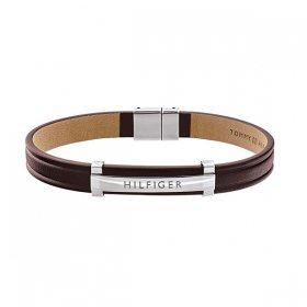 トミー ヒルフィガー  2790159 ブラウン ブレスレット TOMMY HILFIGER  bracelet メンズ バックル バレンタイン ホワイトデー