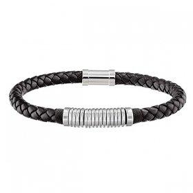 トミー ヒルフィガー  2790153 ブラック ブレスレット TOMMY HILFIGER  bracelet メンズ バックル バレンタイン ホワイトデー