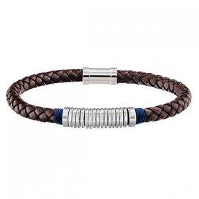 トミー ヒルフィガー  2790154 ブラウン ブレスレット TOMMY HILFIGER  bracelet メンズ バックル バレンタイン ホワイトデー