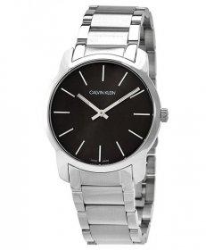 カルバンクライン シティ K2G22143 腕時計 メンズ レディース ユニセックス CALVIN KLEIN City メタルブレス