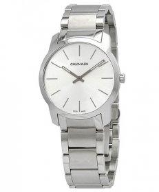カルバンクライン シティ K2G22146 腕時計 メンズ レディース ユニセックス CALVIN KLEIN City メタルブレス