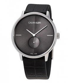 カルバンクライン アクセント K2Y211C3 腕時計 メンズ CALVIN KLEIN Accent レザーストラップ