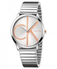 カルバンクライン ミニマル K3M21BZ6 腕時計 メンズ CALVIN KLEIN Minimal メタルブレス