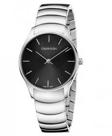 カルバンクライン クラシック トゥ K4D2214V 腕時計 メンズ ユニセックス CALVIN KLEIN Classic Too メタルブレス
