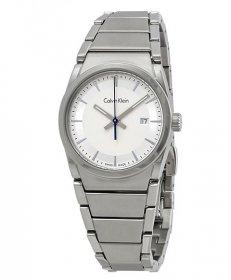 カルバンクライン ステップ K6K33146 腕時計 レディース CALVIN KLEIN step メタルブレス