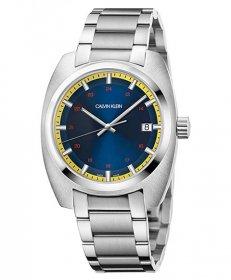カルバンクライン アチーブ K8W3114N 腕時計 メンズ CALVIN KLEIN ACHIEVE メタルブレス