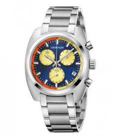 カルバンクライン アチーブ K8W3714N 腕時計 メンズ CALVIN KLEIN ACHIEVE クロノグラフ メタルブレス