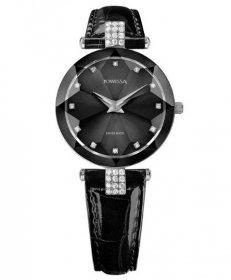 ジョウィサ ファセット ストラス 5.620.M 腕時計 レディース JOWISSA Facet Strass J5シリーズ レザーストラップ