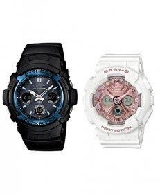 カシオ ジーショック AWGM100A1AJF/BA1307A1JF 腕時計 メンズ/レディース CASIO G-SHOCK ペアウォッチ 防水 プレゼント 記念日 お揃い