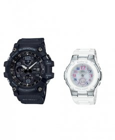 カシオ ジーショック GWG1001AJF/BGA1100GR7BJF 腕時計 メンズ/レディース CASIO G-SHOCK ペアウォッチ 防水 プレゼント 記念日 お揃い