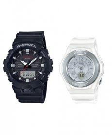 カシオ ジーショック GA8001AJF/BGA10507BJF 腕時計 メンズ/レディース CASIO G-SHOCK ペアウォッチ 防水 プレゼント 記念日 お揃い