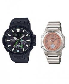 カシオ ジーショック PRW70001AJF/LWAM141D4AJF 腕時計 メンズ/レディース CASIO G-SHOCK ペアウォッチ 防水 プレゼント 記念日 お揃い