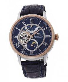 オリエントスター メカニカルムーンフェイズ RK-AM0009L 腕時計 メンズ ORIENT STAR  レザーベルト 限定モデル ビジネスウォッチ 父の日 プレゼント