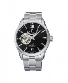 オリエントスター コンテンポラリー RK-AT0001B 腕時計 メンズ ORIENT STAR CONTEMPORALY メタルブレス セミスケルトン ビジネスウォッチ 父の日 プレゼント