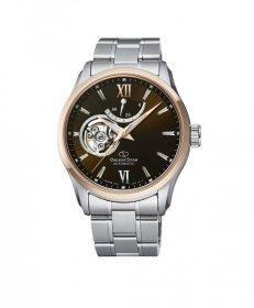 オリエントスター コンテンポラリー RK-AT0005Y 腕時計 メンズ ORIENT STAR CONTEMPORALY メタルブレス セミスケルトン ビジネスウォッチ 父の日 プレゼント