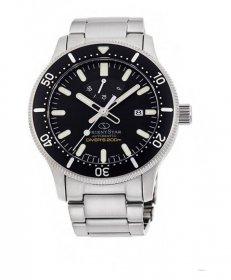 オリエントスター  スポーツ RK-AU0309B 腕時計 メンズ ORIENT STAR  メタルブレス ビジネスウォッチ 父の日 プレゼント ダイバーズ