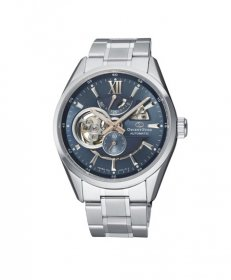 オリエントスター モダンスケルトン RK-AV0009L 腕時計 メンズ ORIENT STAR  レザーベルト 自動巻き 父の日 プレゼント