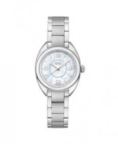 フェンディ モメント フェンディ F218024500  腕時計 レディース FENDI Moment Fendi メタルブレス フェンディモンスター シルバー クォーツ プレゼント