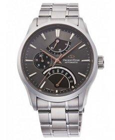 オリエントスター レトログラード RK-DE0304N 腕時計 自動巻き メンズ ORIENT STAR メタルブレス ビジネスウォッチ 父の日 プレゼント グレー系